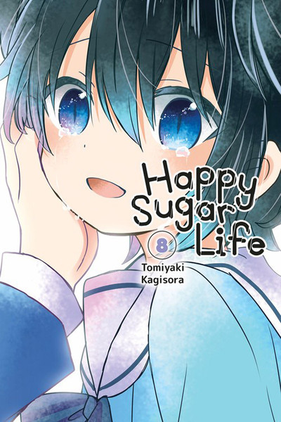Happy Sugar Life Manga Volume 8