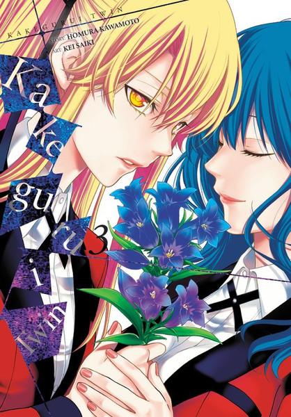 Kakegurui Twin Manga Volume 3