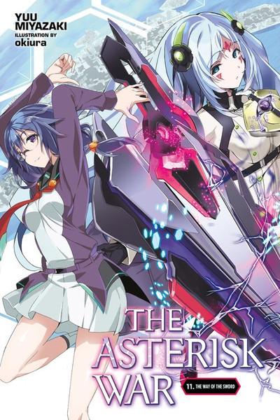 The Asterisk War Novel Volume 11