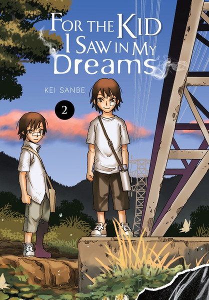 For the Kid I Saw in My Dreams Manga Volume 2 (Hardcover)