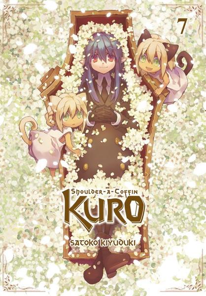 Shoulder a Coffin Kuro Manga Volume 7