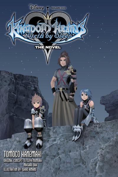 Kingdom Hearts Birth by Sleep Novel