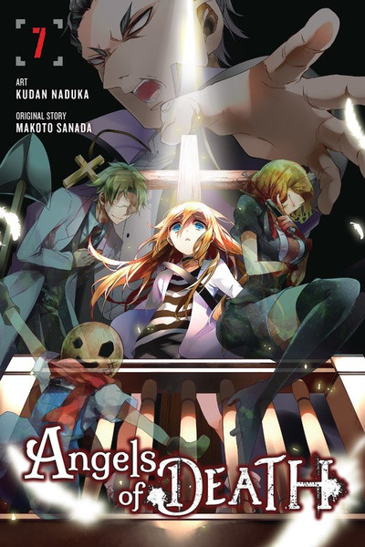 Angels of Death Manga Volume 7