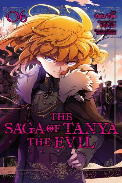 The Saga of Tanya the Evil Manga Volume 6