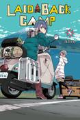 Laid-Back Camp Manga Volume 8