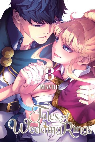 Tales of Wedding Rings Manga Volume 8