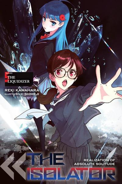 The Isolator Novel Volume 5 (Hardcover)