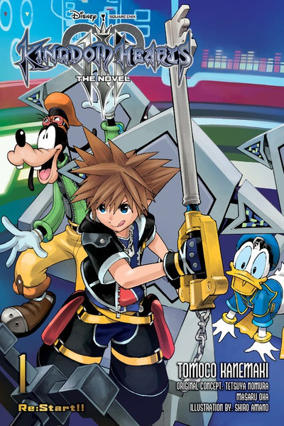 Kingdom Hearts III Novel Volume 1