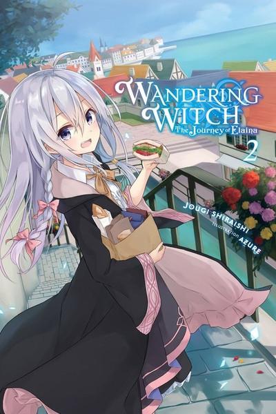 Wandering Witch The Journey of Elaina Novel Volume 2