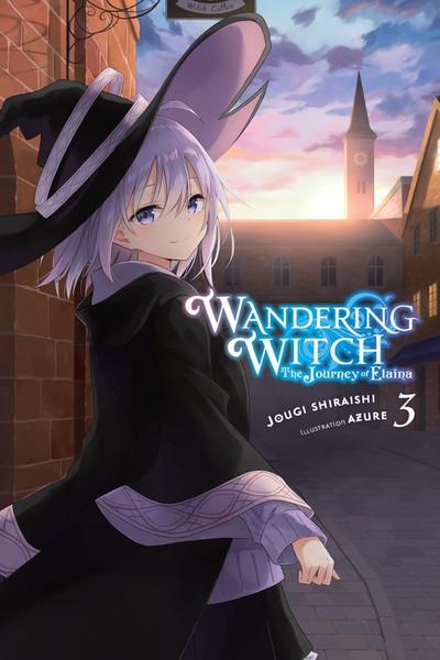 Wandering Witch The Journey of Elaina Novel Volume 3