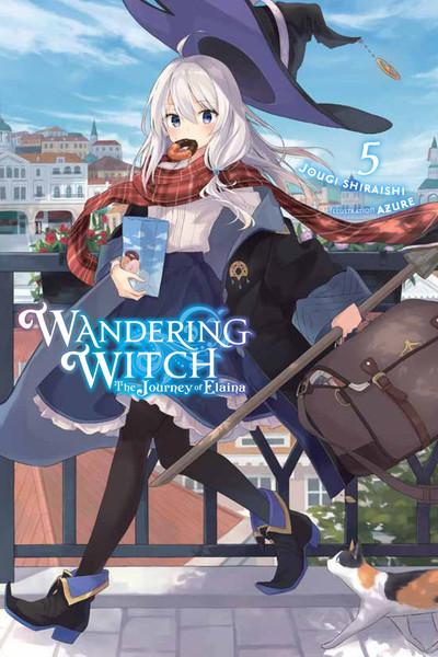 Wandering Witch The Journey of Elaina Novel Volume 5