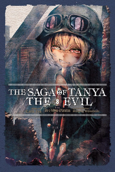 The Saga of Tanya the Evil Novel Volume 8