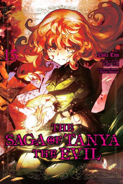 The Saga of Tanya the Evil Manga Volume 15