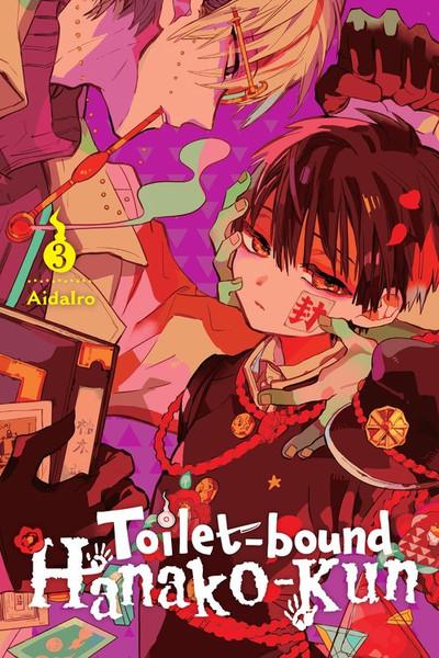 Toilet-bound Hanako-kun Manga Volume 3