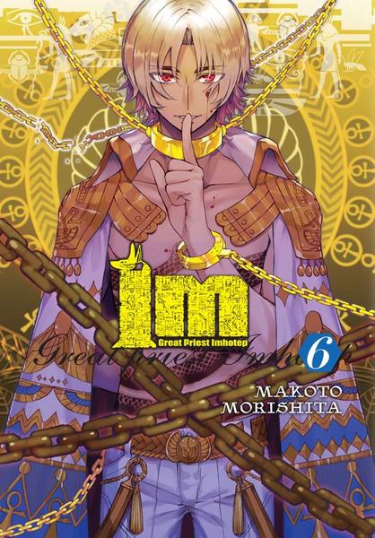 Im Great Priest Imhotep Manga Volume 6