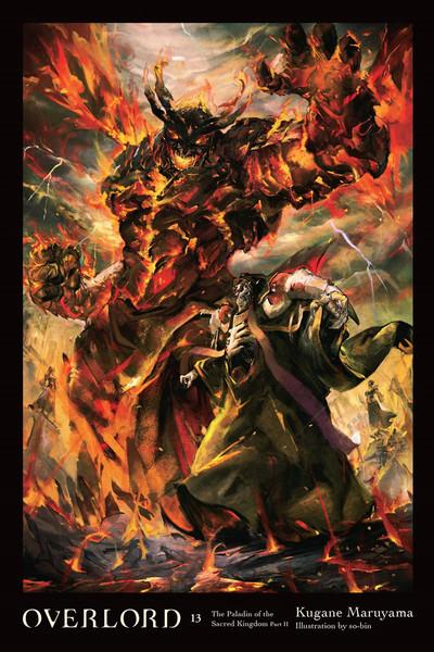Overlord Novel Volume 13 (Hardcover)