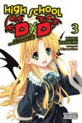 High School DxD Novel Volume 3