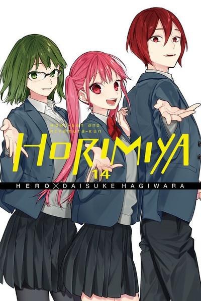 Horimiya Manga Volume 14