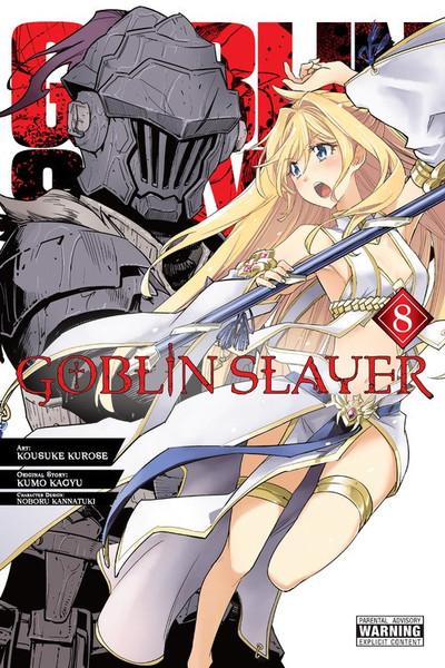 Goblin Slayer Manga Volume 8