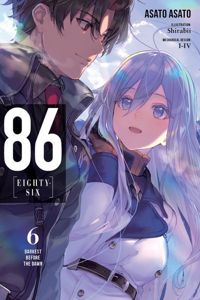 86 Eighty-Six Novel Volume 6