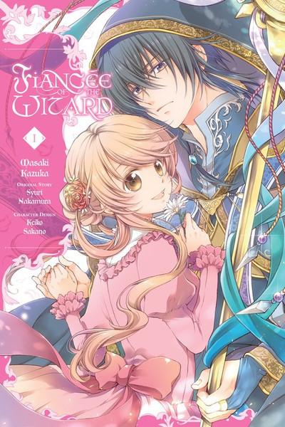 Fiancee of the Wizard Manga Volume 1