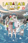 Laid-Back Camp Manga Volume 9