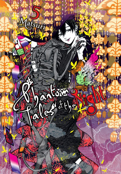 Phantom Tales of the Night Manga Volume 5
