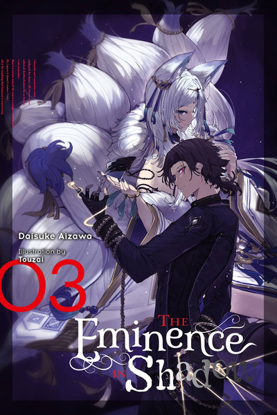 The Eminence in Shadow Novel Volume 3 (Hardcover)