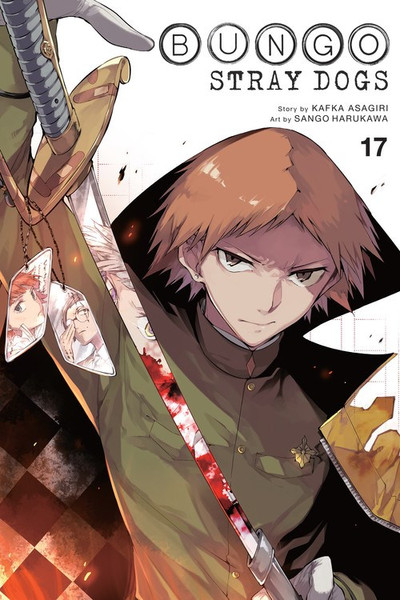 Bungo Stray Dogs Manga Volume 17