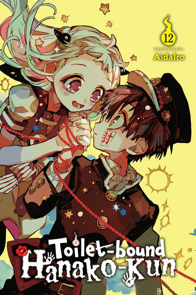 Toilet-bound Hanako-kun Manga Volume 12