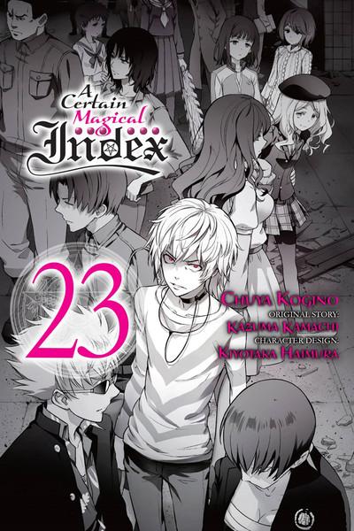 A Certain Magical Index Manga Volume 23