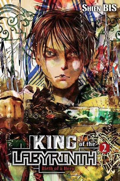 King of the Labyrinth Novel Volume 2 (Hardcover)