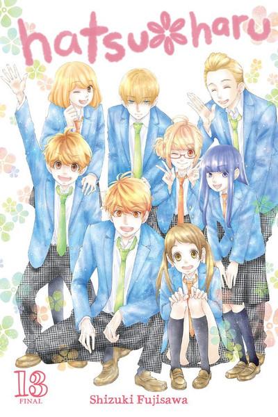 Hatsu*Haru Manga Volume 13