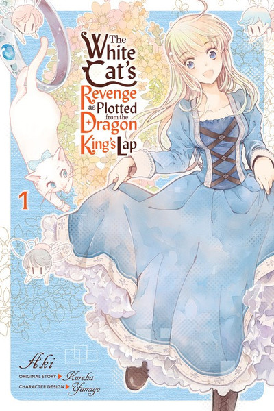 The White Cat's Revenge as Plotted from the Dragon King's Lap Manga Volume 1