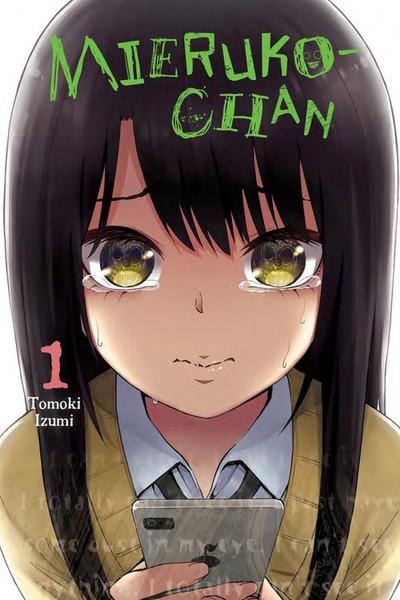 Mieruko-chan Manga Volume 1
