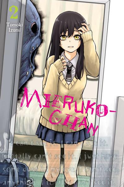 Mieruko-chan Manga Volume 2