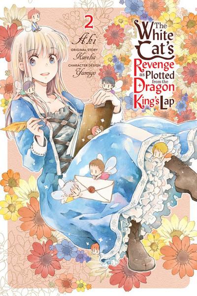 The White Cat's Revenge as Plotted from the Dragon King's Lap Manga Volume 2