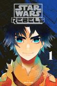 Star Wars Rebels Manga Volume 1