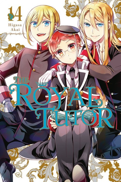 The Royal Tutor Manga Volume 14