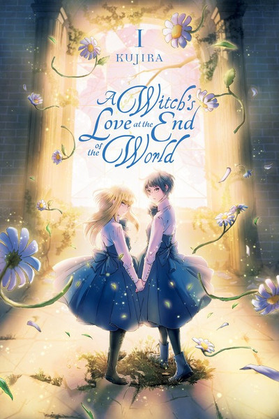 A Witch's Love at the End of the World Manga Volume 1