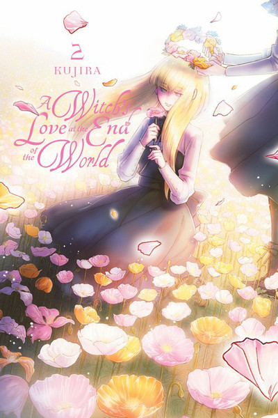 A Witch's Love at the End of the World Manga Volume 2