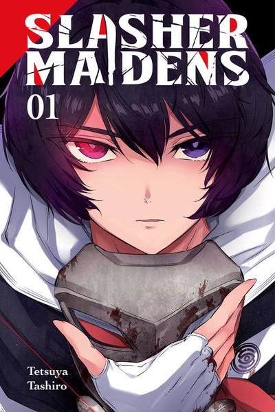 Slasher Maidens Manga Volume 1