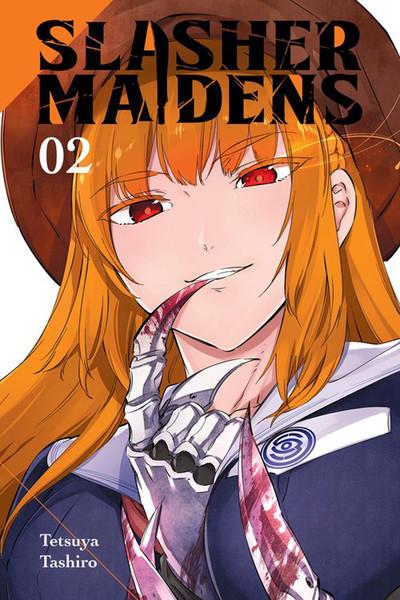 Slasher Maidens Manga Volume 2