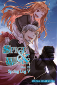 Spice and Wolf Novel Volume 22