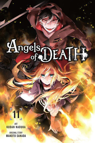 Angels of Death Manga Volume 11
