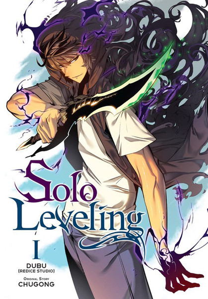 Solo Leveling Graphic Novel Volume 1 (Color)