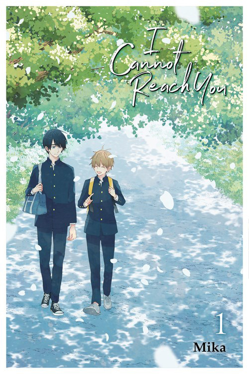 I Cannot Reach You Manga Volume 1