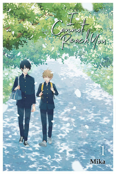 I-Will-Not-Reach-You-Manga-Volume-1