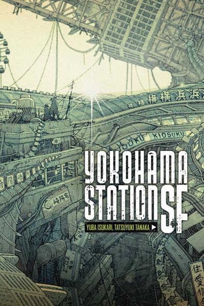 Yokohama Station SF Novel