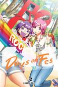 Days on Fes Manga Volume 2